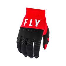 Luva Fly F-16 Glove Vermelho/Branco/Preto