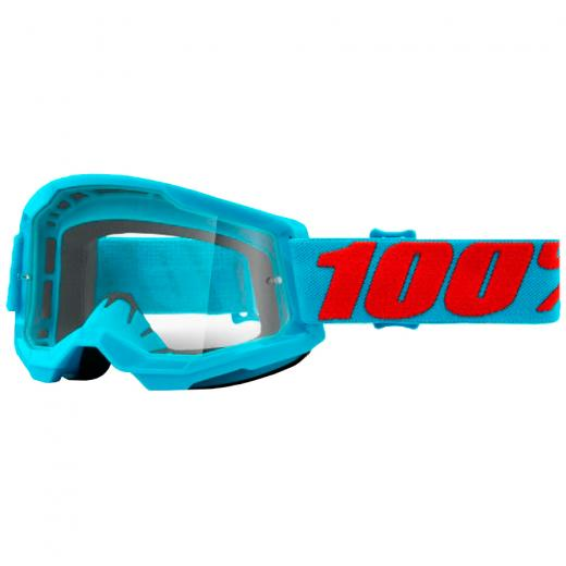 Óculos 100% Strata 2 Summit Clear