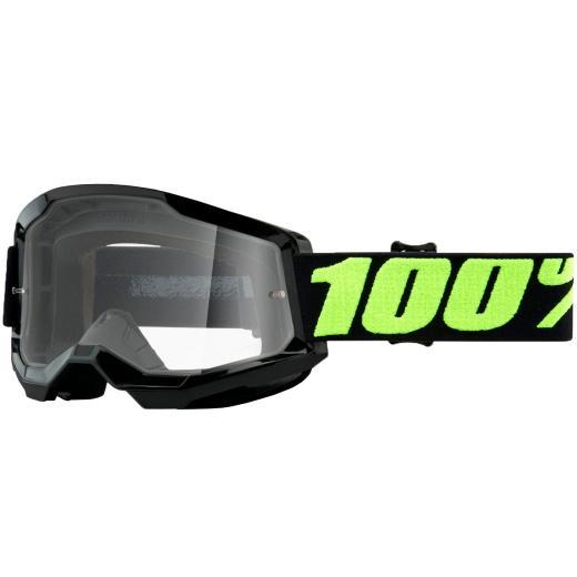 Óculos 100% Strata 2 Upsol Clear
