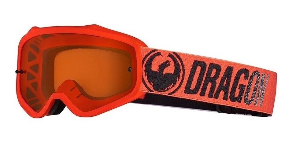 Óculos Dragon Mxv Lumalens Vermelho