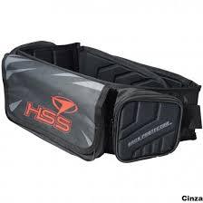 Pochete Ferramenta HSS Racing Protector Preta