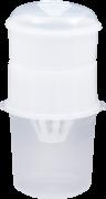 01 Dessorador para Iogurte (Ideal para preparo de Iogurte Grego) - Brinde: 01 Bio Rich
