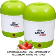02 Iogurteiras Elétrica Bilvolt - Izumi