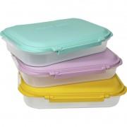 Kit com 03 Marmiteira Light Simples Color - Izumi