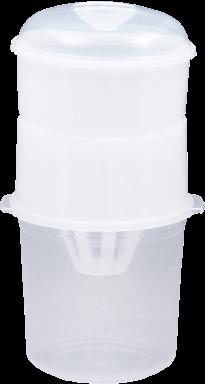 Dessorador para Iogurte (Ideal para preparo de Iogurte Grego)