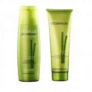 Alfaparf Midollo Di Bamboo Kit Shampoo 250ml + Leavin Creme de Pentear 250ml