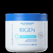 Alfaparf Rigen Milk Protein Plus Nourishing Cream - Máscara de Tratamento 500g