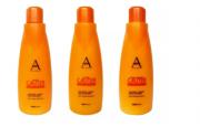 Alkimia Cosmetics Kit Cauterização 3x500ml
