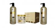 Avlon Keracare Kit Intensive Restorative Pós Progressiva - Mascara + Shampoo + Condicionador Grandes - G