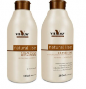Detra Duo Natural Lise Shampoo+Leave-in 280ml - R