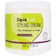 Deva Curl Styling Cream 500g - Creme Estilizador - G