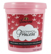 Glamurosa Sonhos de Princesa Mega Hidratação 1Kg