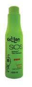 Kellan SOS Biorestore Shampoo Intense Limpeza Profunda 1L