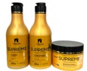 Kit Supreme Tree Liss (argan e macadâmia) - 3 Produtos