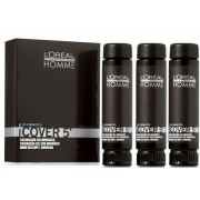 Loreal Homme Cover 5 Tintura Capilar Temporária Blond Force N4 (Castanho Médio)
