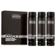 Loreal Homme Cover 5 Tintura Capilar Temporária Blond Force n5 (Castanho Claro)