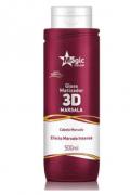Magic Color Máscara Gloss Matizador 3D Marsala 500ml - R