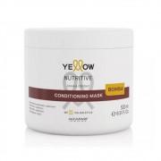 Yellow Nutritive Máscara 500ml