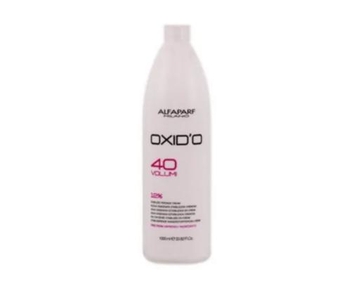 Alfaparf Oxidante Água Oxigenada 1 litro - 40 Volumes