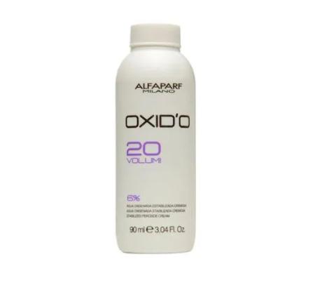 Alfaparf Oxidante Água Oxigenada 90ml - 20 Volumes