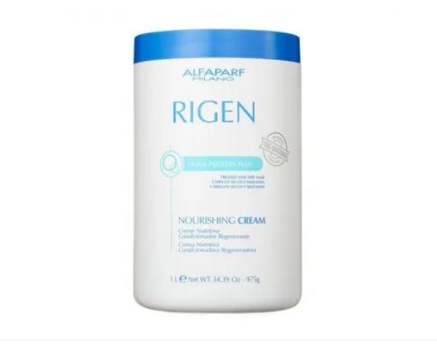 Alfaparf RIGEN Nutritivo Milk Protein Plus Nourishing Cream - Máscara de Tratamento 1Kg