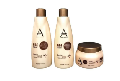 Alkimia Cosmetics Kit Tratamento Abs Repair 3x500ml