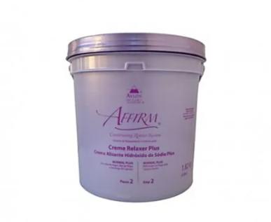 Avlon Affirm Creme Alisante Hidróxido de Sódio Normal Plus 1,8 Kg - G