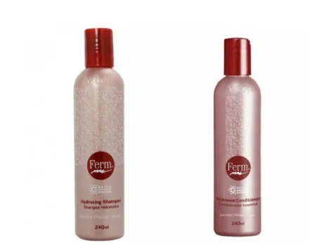 Avlon Ferm Kit Duo - Shampoo Hidratante 240ml + Condicionador Intensive 240ml - G