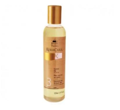 Avlon KeraCare Essential Oils Óleos Essenciais Para o Cabelo 120ml - G