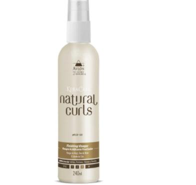 Avlon Keracare Natural Curls Finishing Vinegar 240ml - G