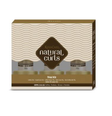 Avlon Keracare Natural Curls - Trial Kit - G