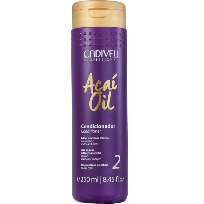 Cadiveu Açaí Oil Condicionador 250ml - P