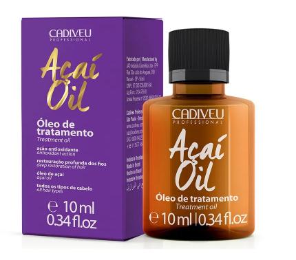 Cadiveu Açaí Oil Óleo de Tratamento 10ml - P