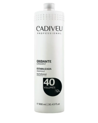 Cadiveu Buriti Mechas Oxidante 900ml 40 Volumes - P