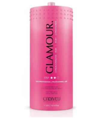 Cadiveu Glamour Condicionador Rubi Lavatório 3000ml - P