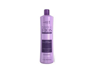 Cadiveu Plástica dos Fios Shampoo Pré-Tratamento 1L - P