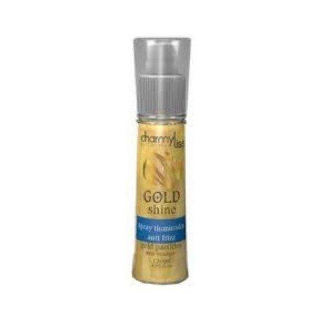 CharmyLiss Spray de Brilho Gold Shine Perfume Capilar Ouro 120ml