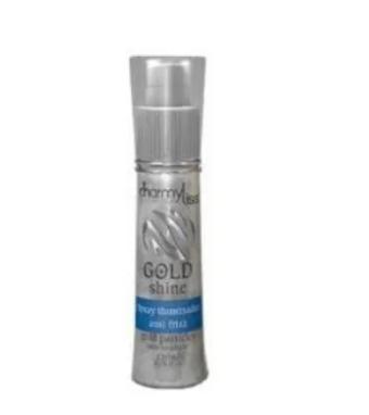 CharmyLiss Spray de Brilho Gold Shine Perfume Capilar Prata 120ml