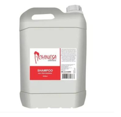 Chinesa Cosméticos Shampoo De Lavatório 5L - T