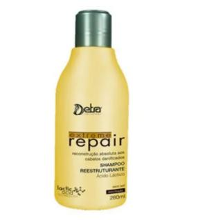 Detra Extreme Repair Shampoo Reestruturante 280ml - R