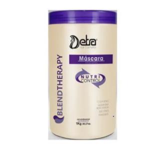 Detra Máscara Nutri Control 1000g - R