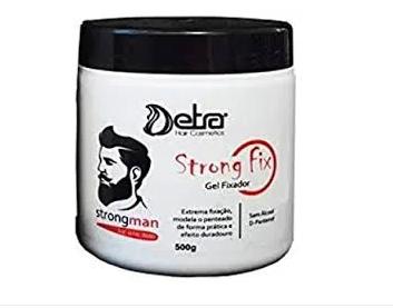 Detra Strongman Gel fixador 500ml - R
