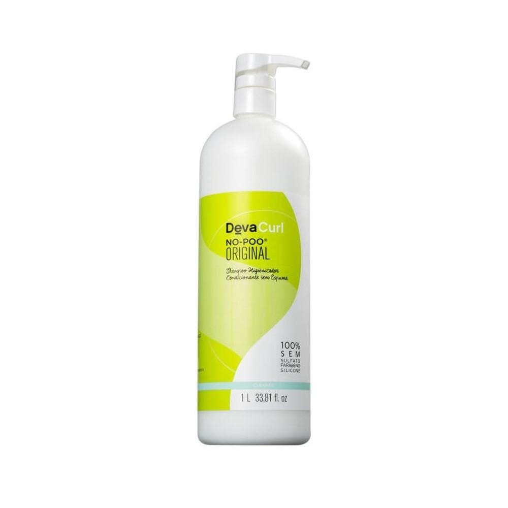 Deva Curl No-Poo - Shampoo - 1L - G