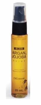 Dicolore Óleo de Argan e Jojoba 20ml - ST