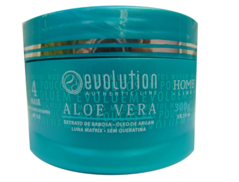 Evolution Aloe Vera Máscara Revitalizante 300gr - T