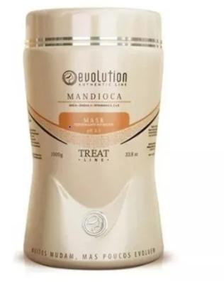 Evolution Máscara de Hidratação de Mandioca 1000g - T