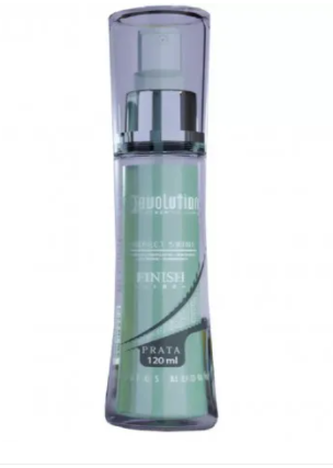 Evolution Perfect Shine Prata Spray Finalizador 120ml - T