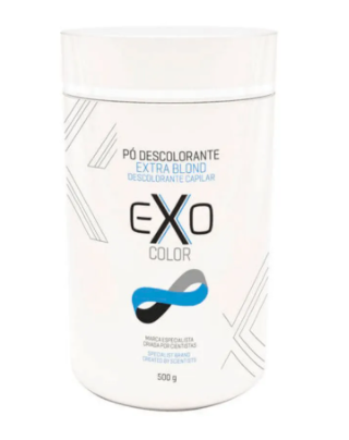 Exo hair Color Pó Descolorante Extra Blond 500g