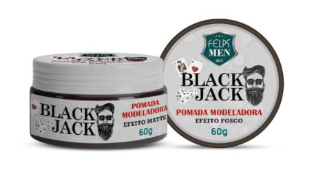Felps Men Black Jack Pomada Matte 60g - P