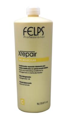 Felps Profissional Condicionador Xrepair Bio Molecular 1L